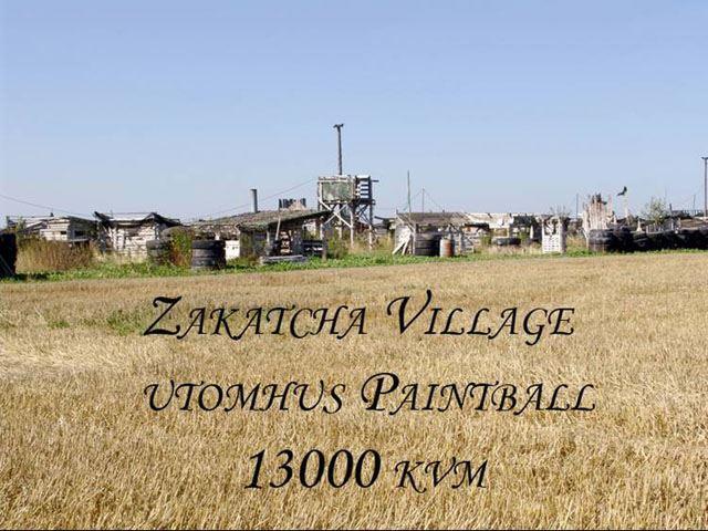 Zakatcha Village