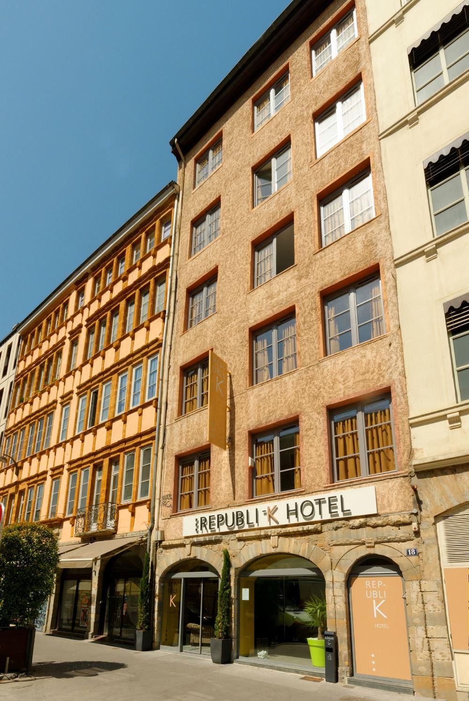 Républik Hôtel