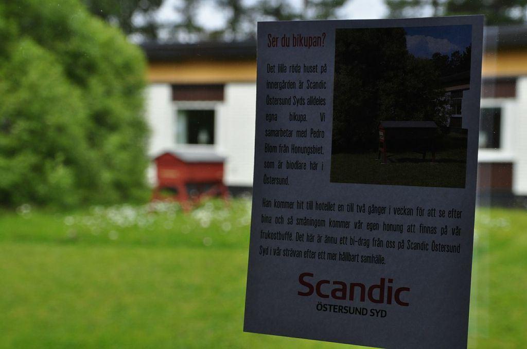 Paketerbjudande Scandic Östersund Syd