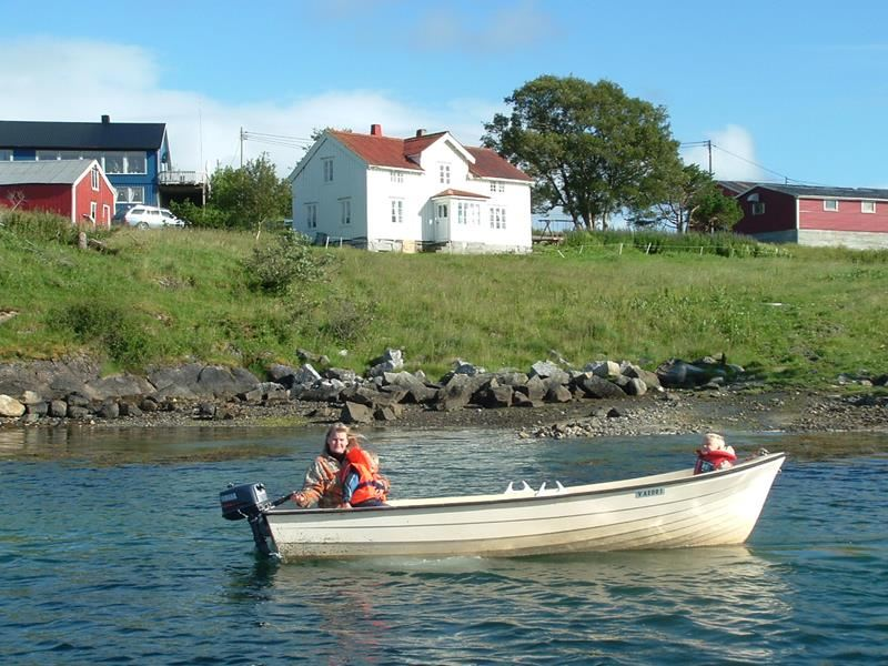 Fjellsøya Farm