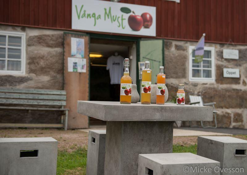 Fotograf Micke Ovesson, Vångadalens frukt och must