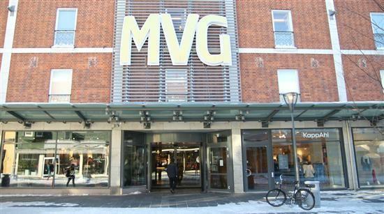 MVG-gallerian