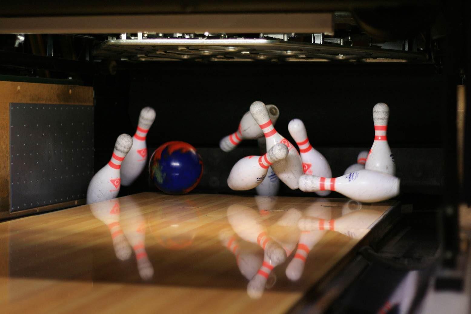 © Vetlanda Bowling, Strike!