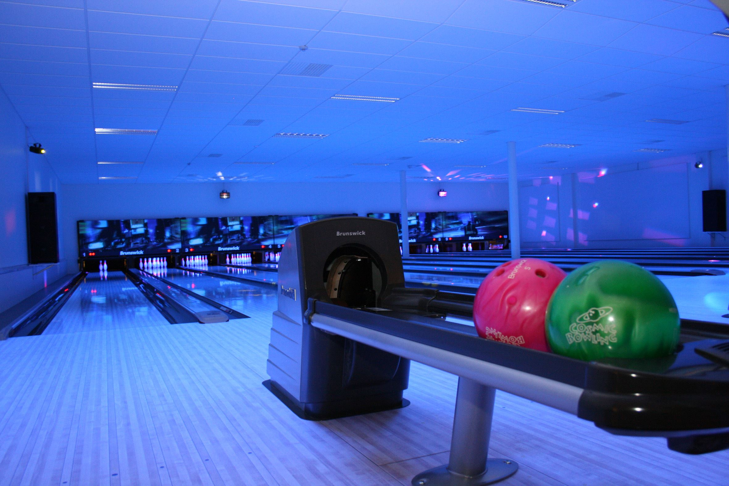 Eslövs Bowling, Eslövs Bowling