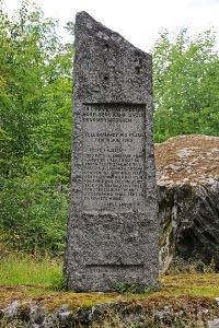 Fejan-stenen - minnessten