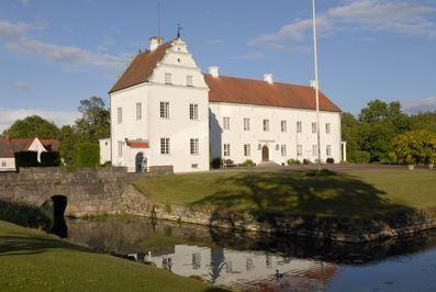 Ulf Axelsson, Ellinge slott