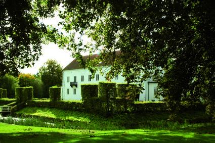 Tord Johansson, Ellinge slott
