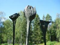 Friskulptur - skulpturgrupp