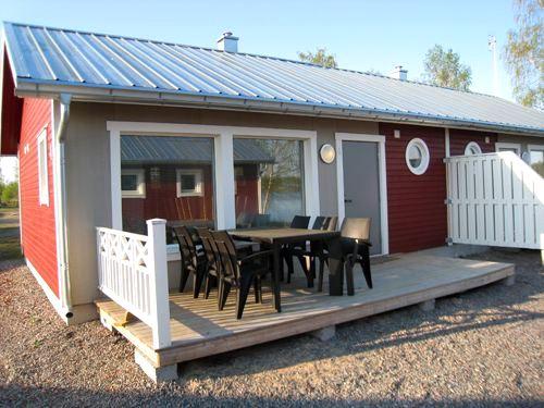 Camp Frevisören Kalix Havsbad / Stugor