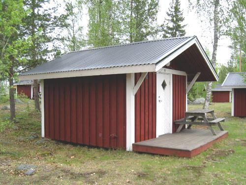 Camp Frevisören Kalix Havsbad/Ferienhäuser