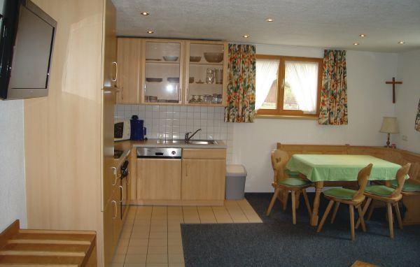 Lägenhet för upp till 2 personer i Gaschurn (lgh nr: AVO049)