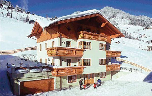 Lägenhet för upp till 6 personer i Grossarl (lgh nr: ASA683)
