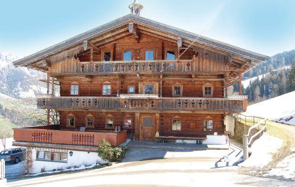Lägenhet för upp till 5 personer i Reith Im Alpbachtal (lgh nr: ATI193)