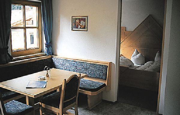 Leilighet for opp til 5 personer i Ischgl (lgh nr: ATI284)