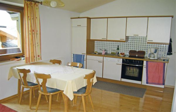 Lägenhet för upp till 4 personer i Hinterglemm (lgh nr: ASA420)
