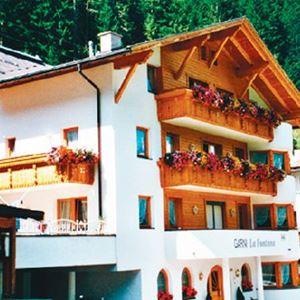 Lägenhet för upp till 5 personer i Kappl (lgh nr: ATI503)