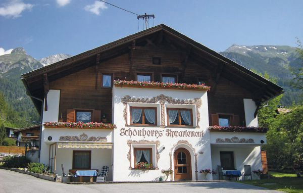 Lägenhet för upp till 2 personer i Pettneu am Arlberg (lgh nr: ATI154)