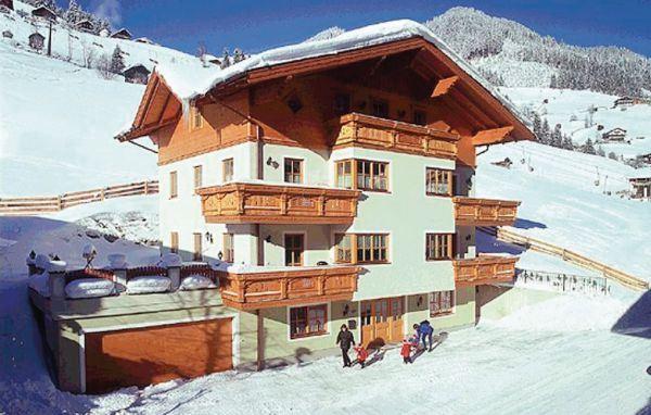 Lägenhet för upp till 6 personer i Grossarl (lgh nr: ASA685)