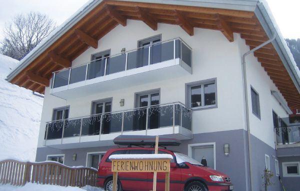 Leilighet for opp til 5 personer i Silbertal (lgh nr: AVO039)