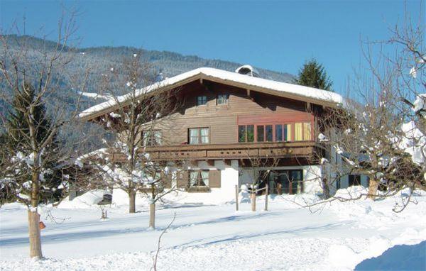 Lägenhet för upp till 8 personer - Maishofen (lgh nr: ASA045)