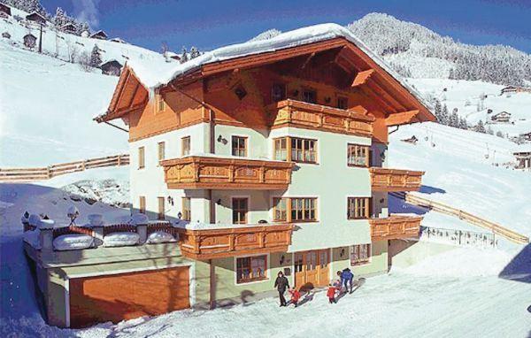 Lägenhet för upp till 6 personer i Grossarl (lgh nr: ASA684)