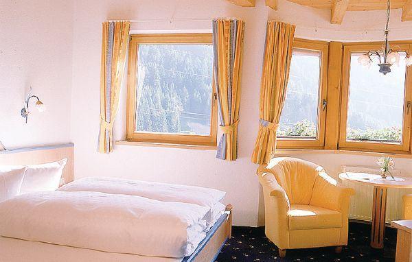 Lägenhet för upp till 3 personer i St. Anton (lgh nr: ATI369)