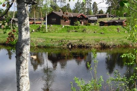 "Cottage ""Södra byn"" (4-6 beds, 40-60 m², WC/shower)"