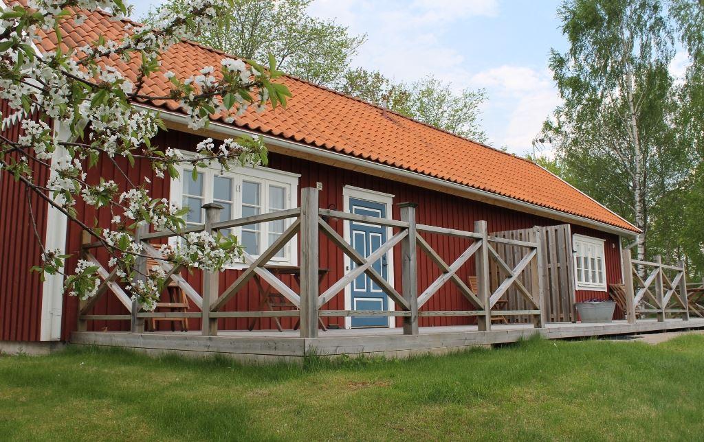 Eva Pettersson, Skillingaryds gård