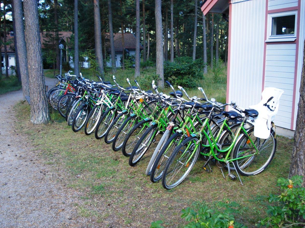 Kano- og cykeludlejning på Åhus Missionsgård
