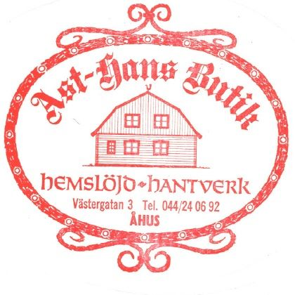Ast-Hans Butik