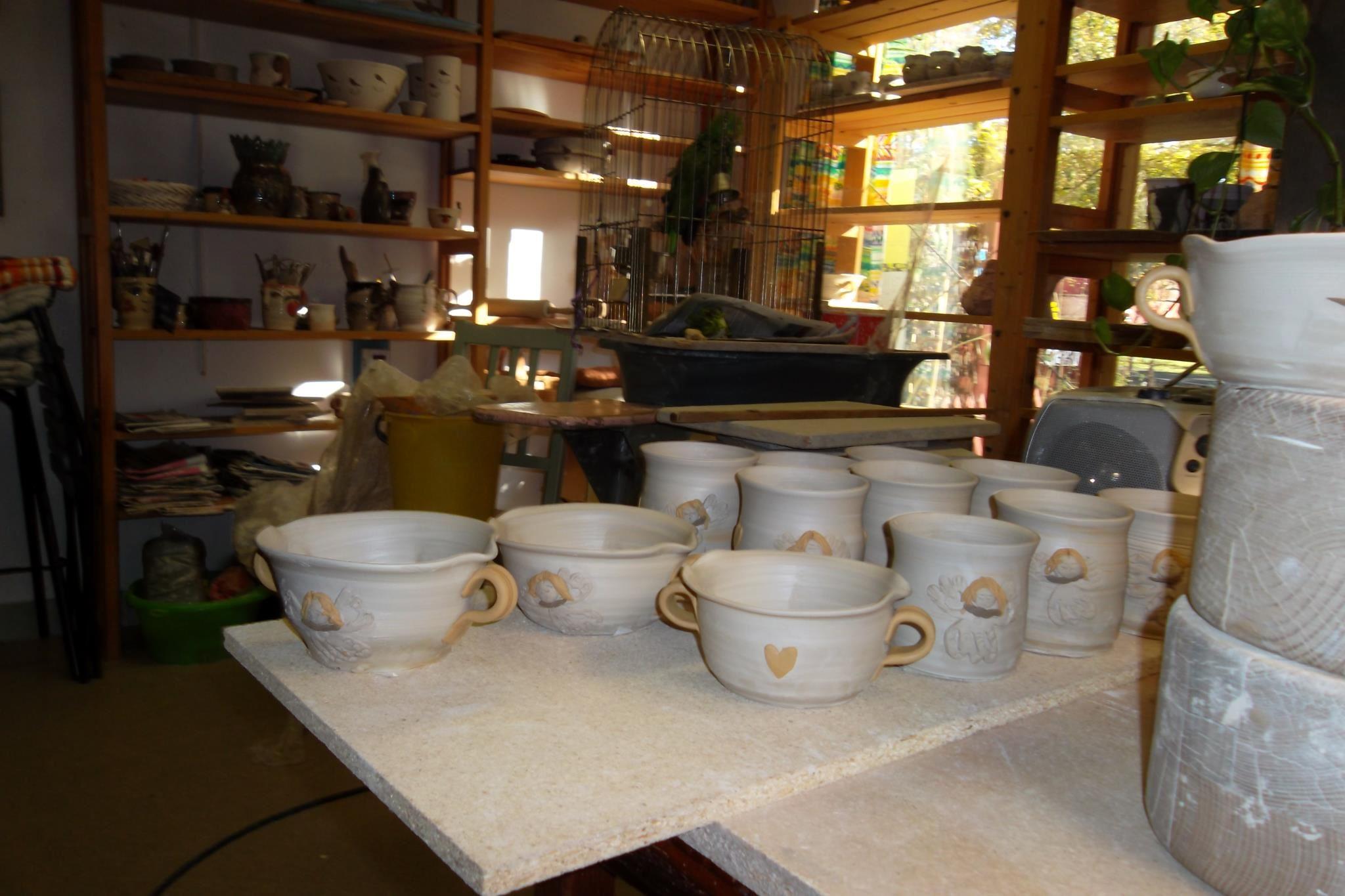 Fotograf: Ingalill Carlbark,  © Trollets Keramik, Trollets keramik och måleri