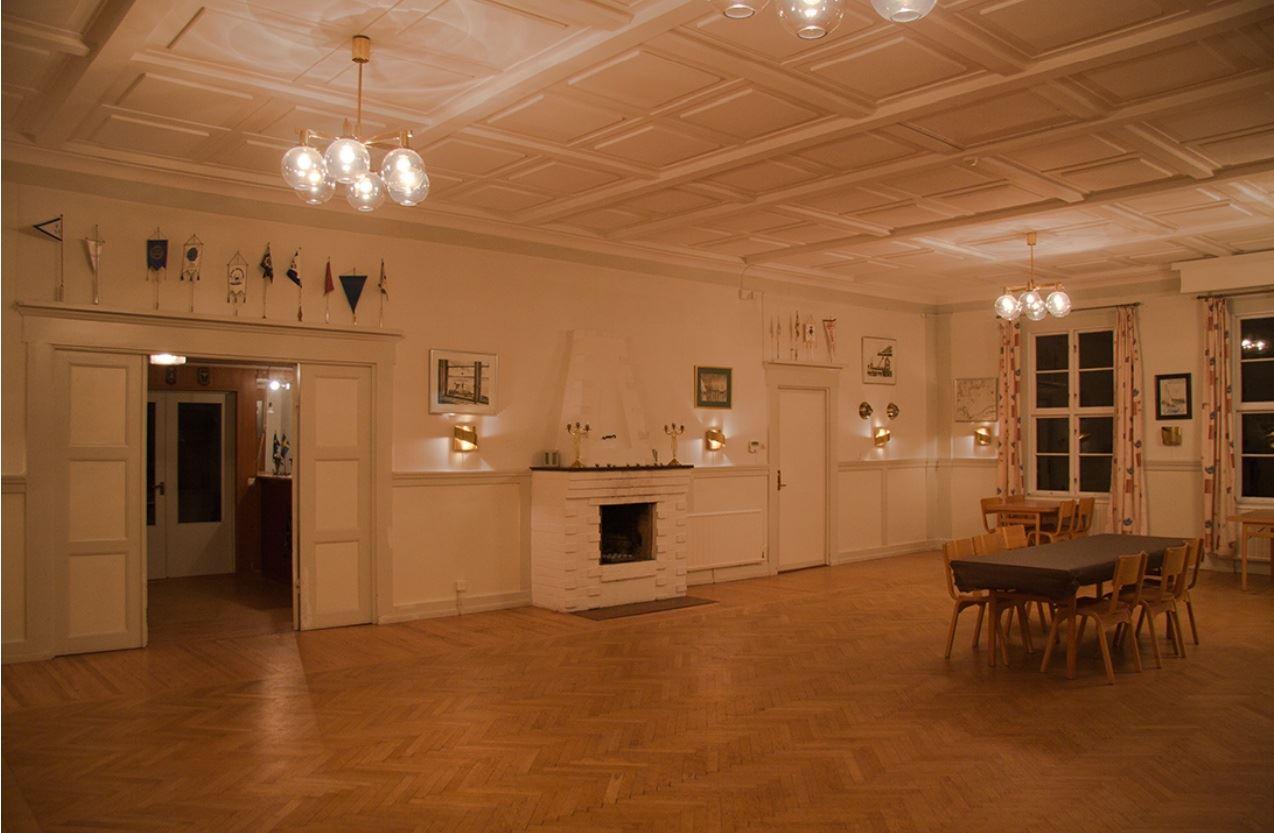 Karlskrona Segelsällskaps (KSS) Clubhouse