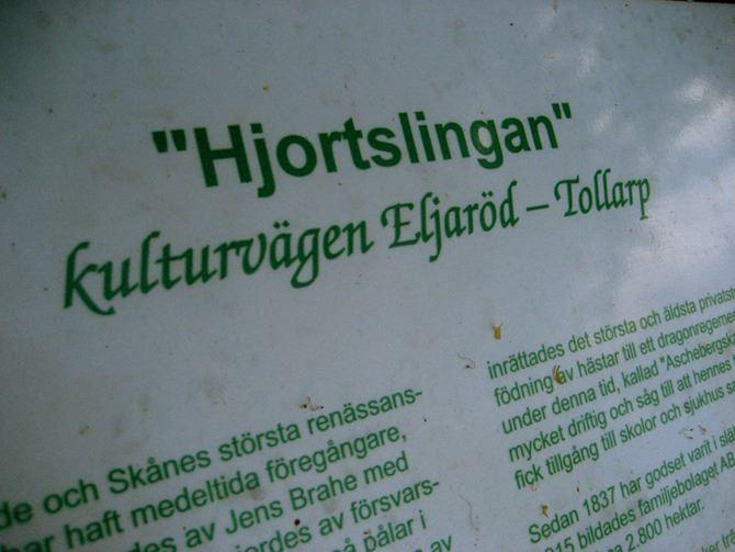 Fotograf: Albin Ponnert, Hjortslingan