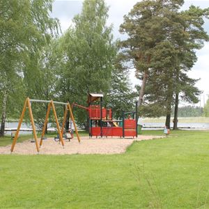 Hjortsjöns camping, Hjortsjöns camping _ Lekplats