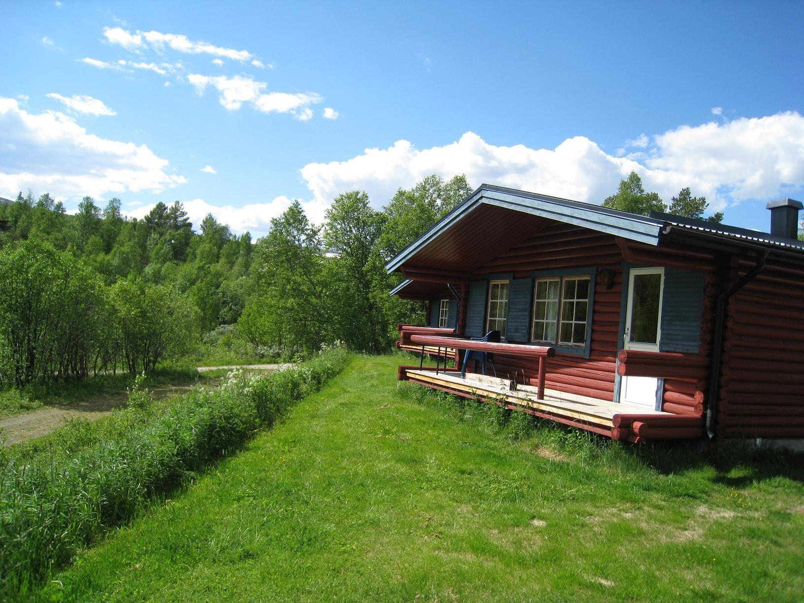 Bruksvallsliden Stugby resort village