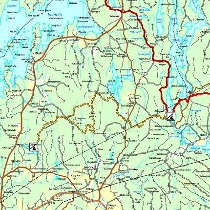Skåneleden i Kristianstads kommun