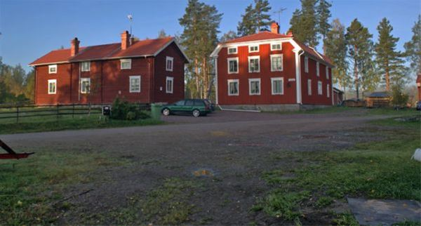 Bo på Hälsingegård Hisved