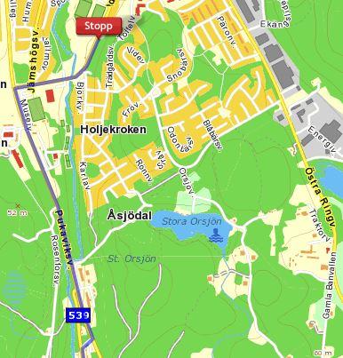 Ställplats husvagn/husbil  - Olofström