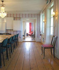 Lokaler på Klubbensborgs Vandrarhem