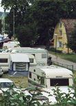 Camping på Klubbensborgs Vandrarhem