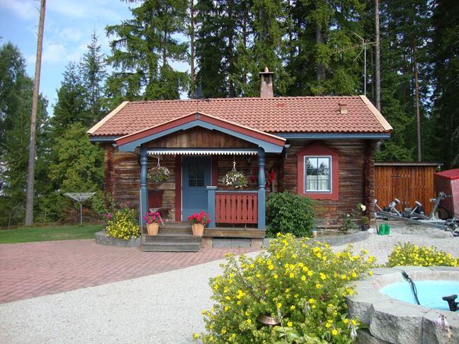 M204 Nusnäs, 8,5 km S Mora