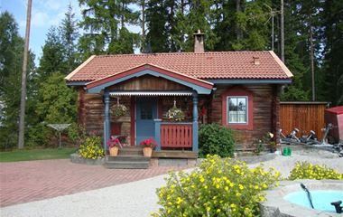 M204 Nusnäs 8,5 km S Mora