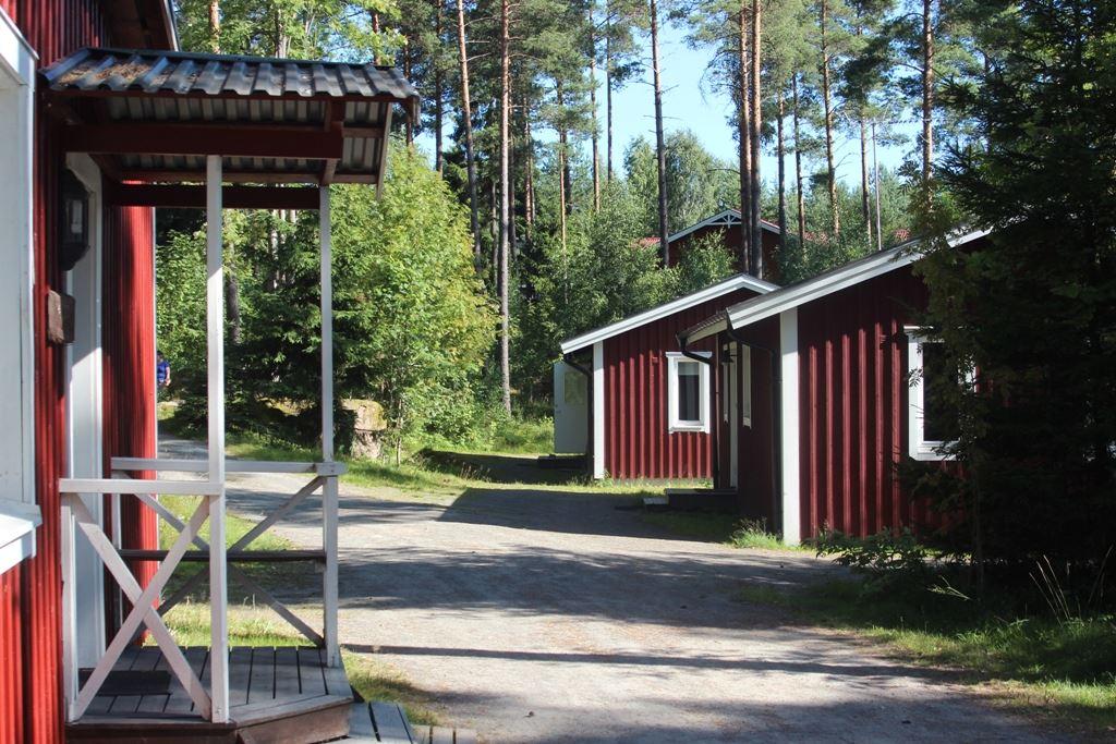 Jonas Lönngren, Hoks naturcamping - Stugor