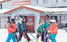 Topsport, Ramundberget