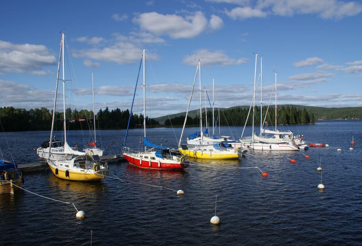 foto: Jessica Ögren,  © Kramfors kommun, Frånö gästhamn