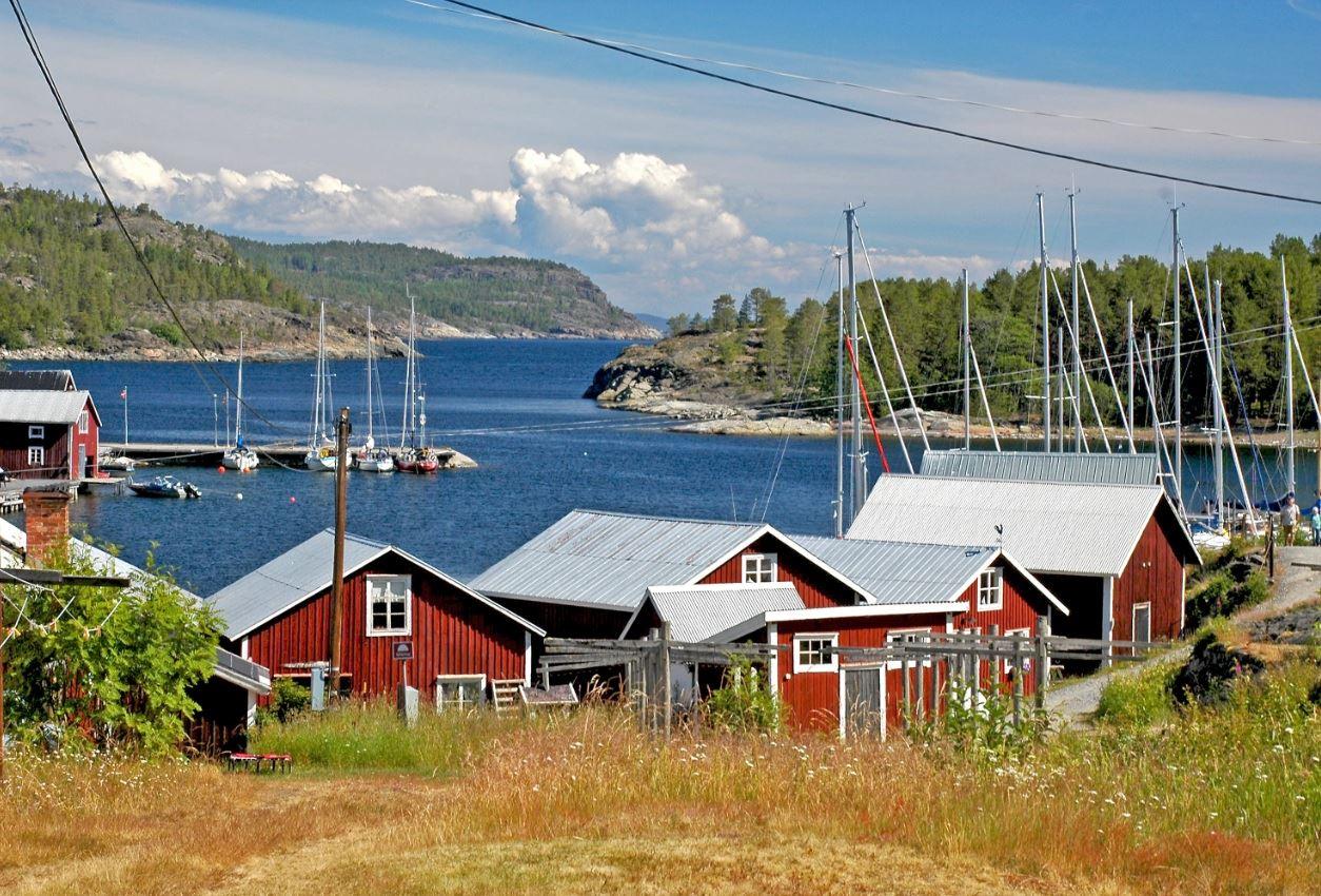 foto: Urban Lidbaum, Kramfors kommun,  © Kramfors kommun, Bönhamns gästhamn