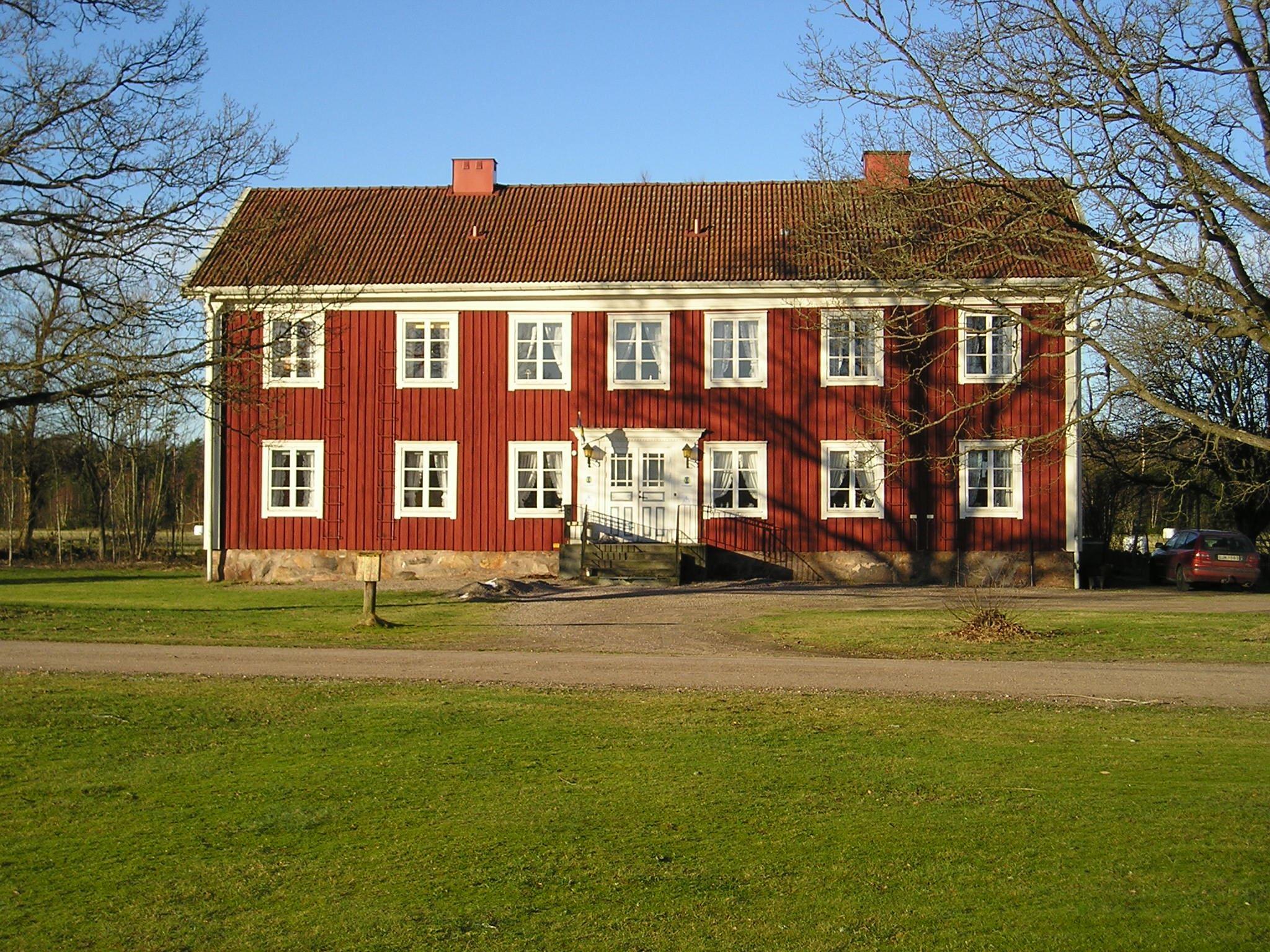 STF Vandrarhem Södra Ljunga - Jugendherberge