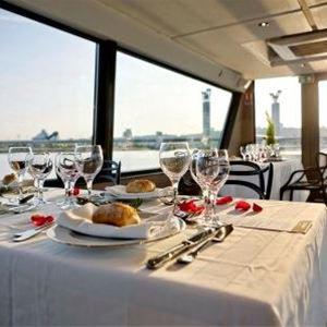 Déjeuner-croisière impressionniste vers La Bouille (conférencier à bord)