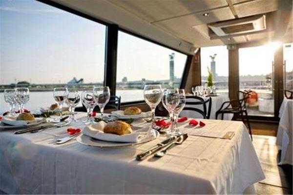 Déjeuner-croisière impressionniste vers Duclair (conférencier à bord)