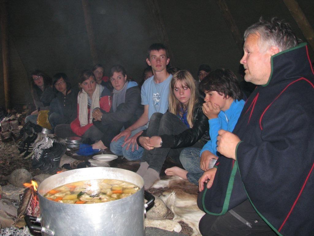 Storli Camping,  © Storli Camping, Lavvo